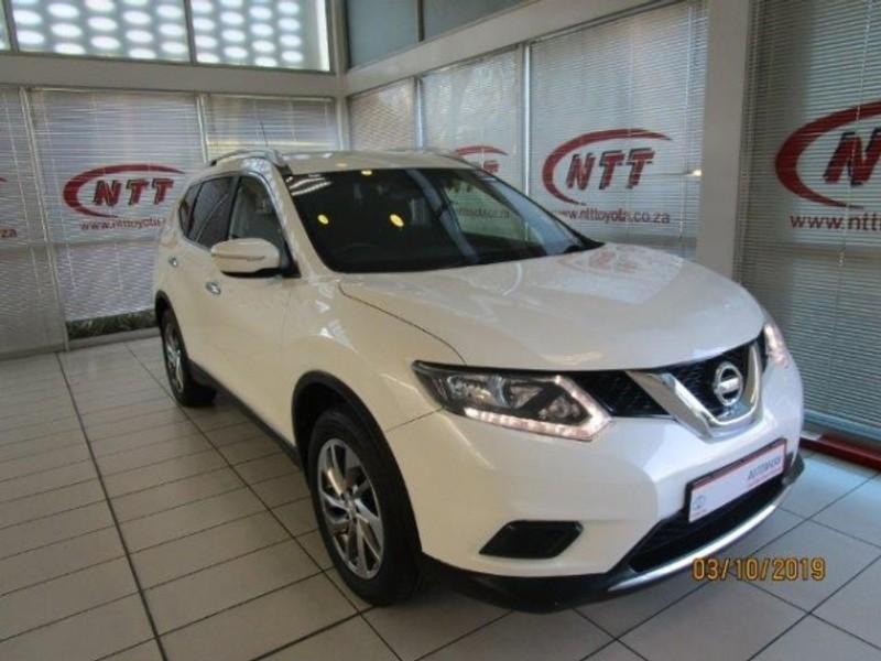 2015 Nissan X-trail 2.0 XE T32 Mpumalanga Hazyview_0