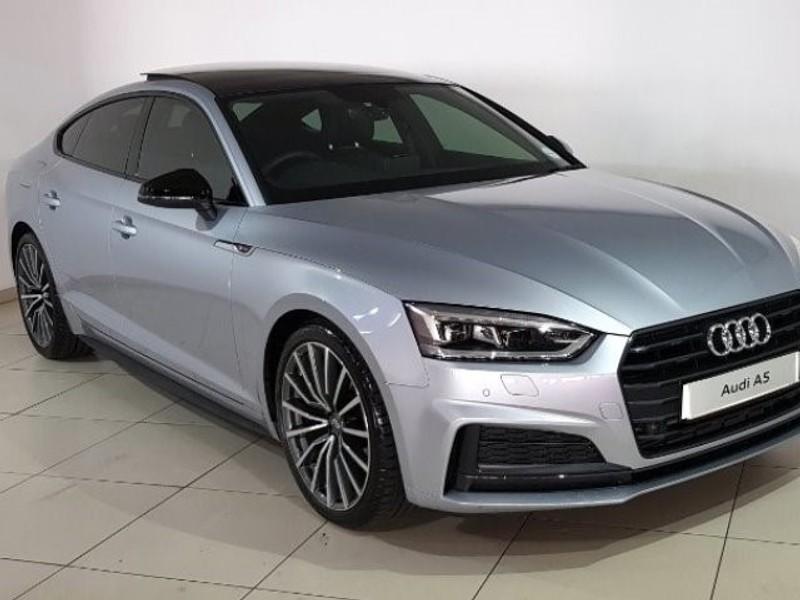 2019 Audi A5 Sportback 2.0 TDI S-Tronic Sport Western Cape Cape Town_0