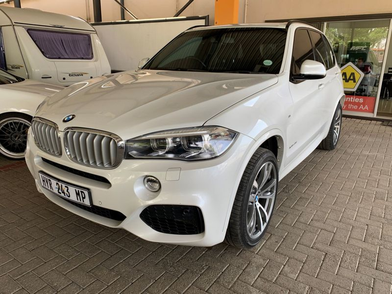 2016 BMW X5 xDRIVE40d Auto Mpumalanga Secunda_0