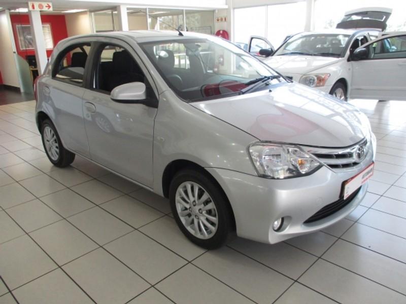 2019 Toyota Etios 1.5 Xs 5dr  Kwazulu Natal Vryheid_0