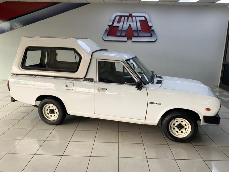 2005 Nissan 1400 Bakkie Std 5 Speed 408 Pu Sc  Mpumalanga Middelburg_0