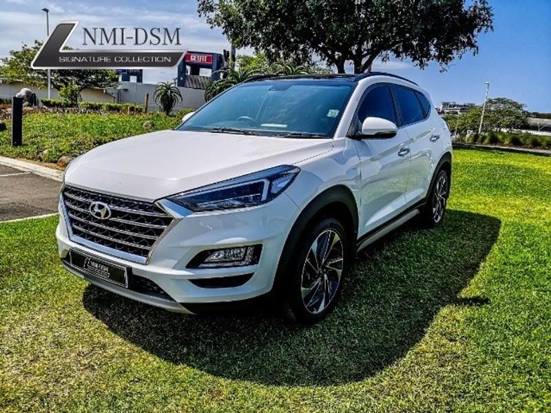 2018 Hyundai Tucson 1.6TGDI Elite DCT Kwazulu Natal Umhlanga Rocks_0