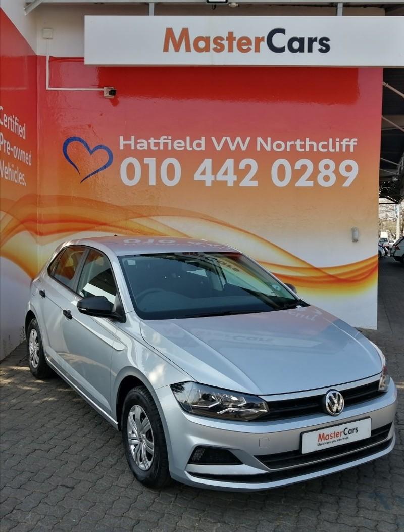 2018 Volkswagen Polo 1.0 TSI Trendline Gauteng Randburg_0