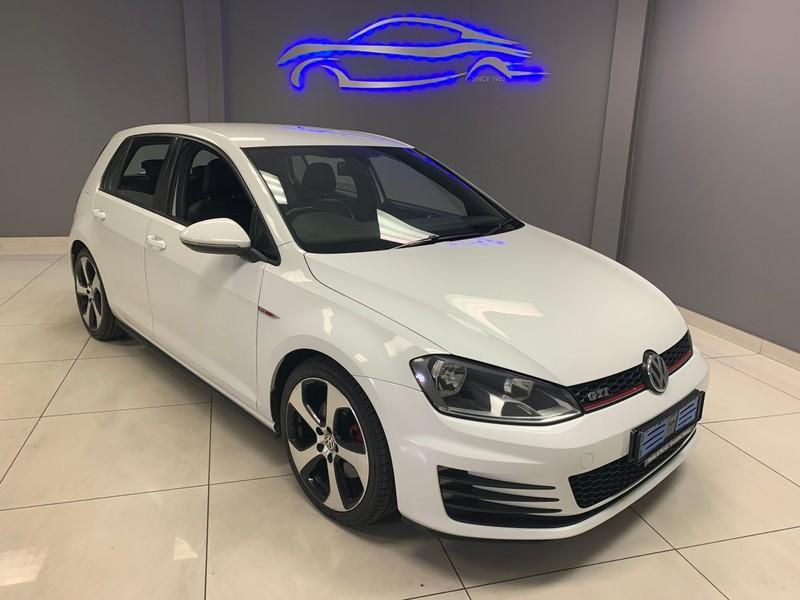 2015 Volkswagen Golf VII GTi 2.0 TSI DSG Gauteng Vereeniging_0