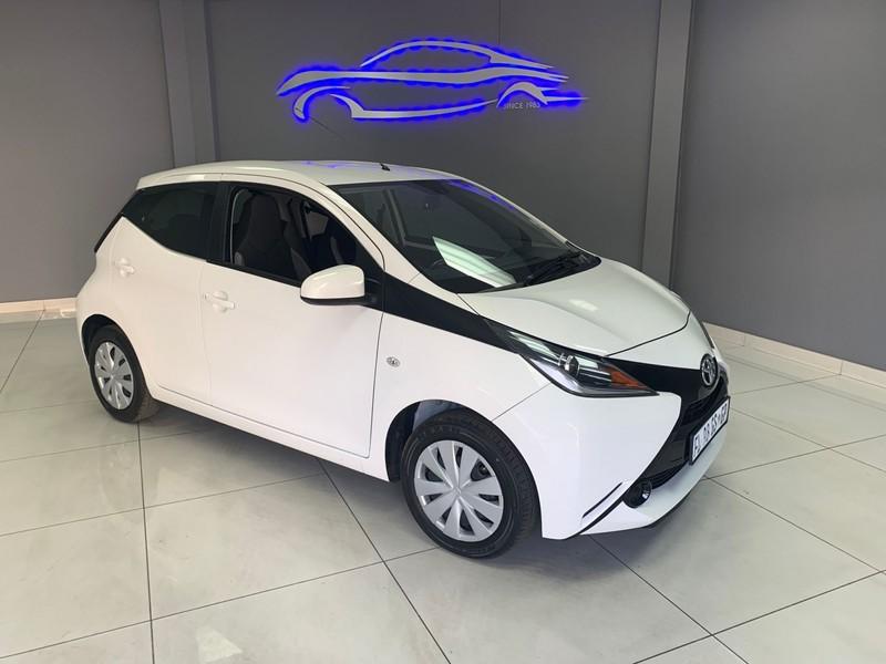 2016 Toyota Aygo 1.0 5-Door Gauteng Vereeniging_0