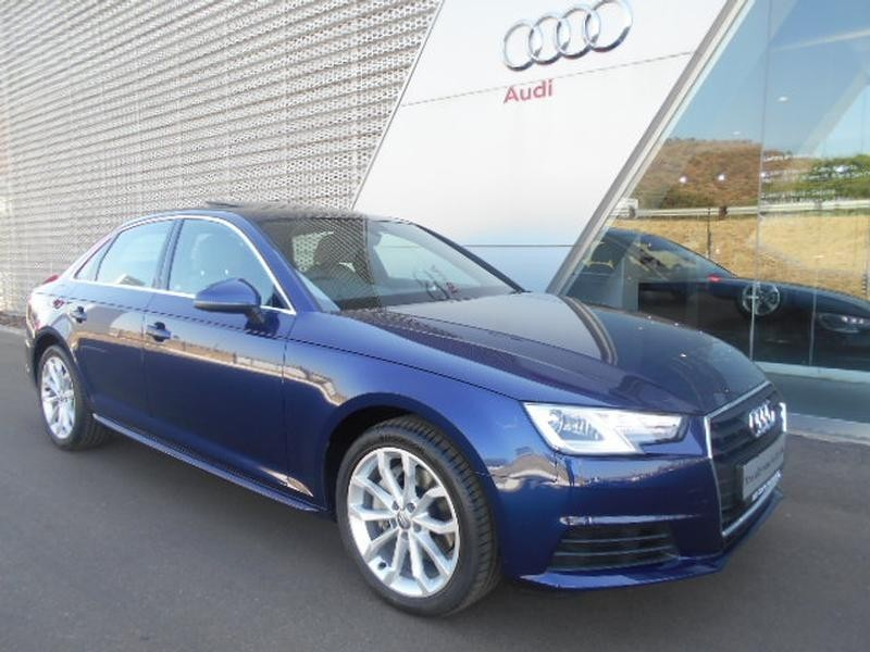 2020 Audi A4 2.0 TDI STRONIC B9 North West Province Rustenburg_0