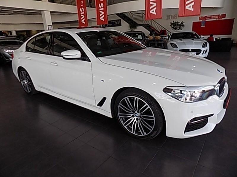 2017 BMW 5 Series 520d M Sport Gauteng Sandton_0
