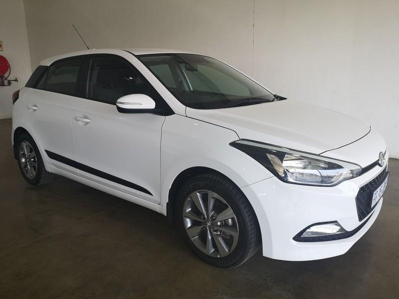 2016 Hyundai i20 1.4 Fluid Auto Mpumalanga Secunda_0