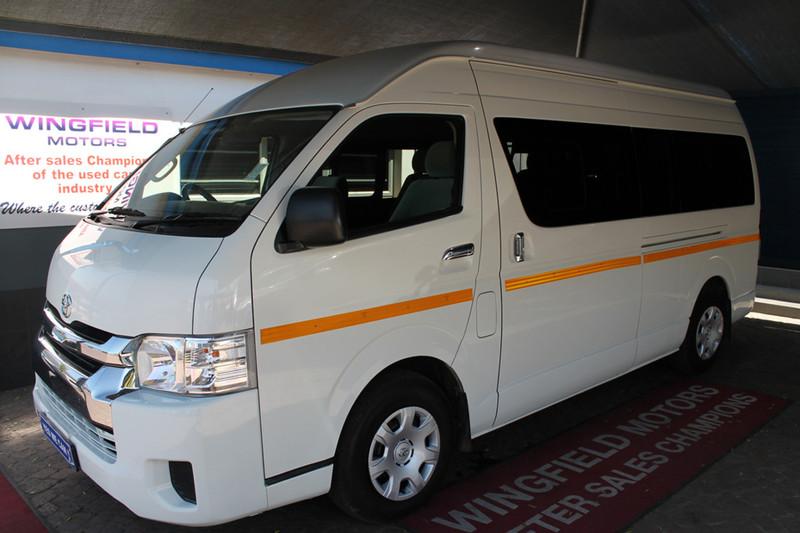 2017 Toyota Quantum 2.5 D-4d 14 Seat  Western Cape Kuils River_0