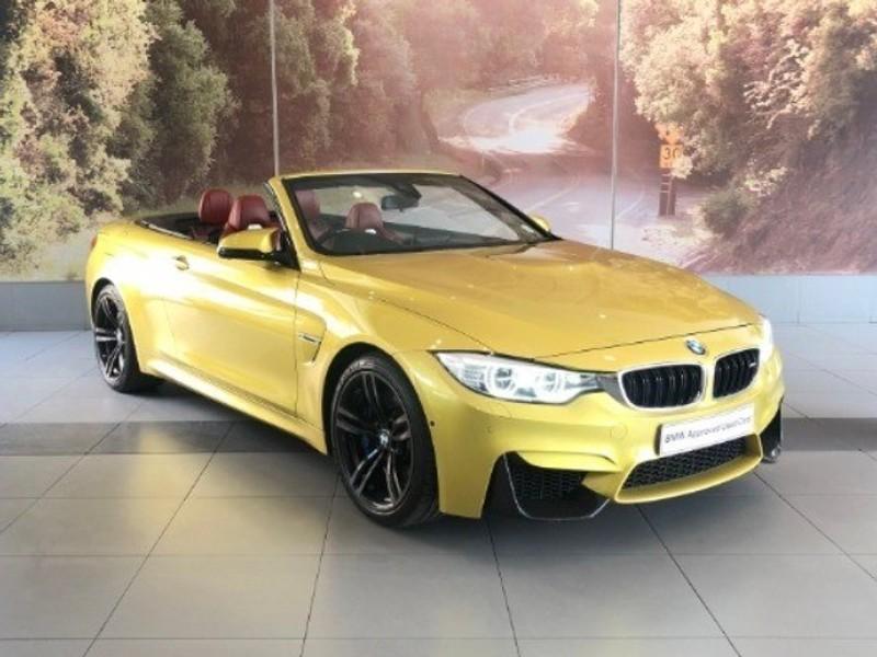 2014 BMW M4 Convertible M-DCT Gauteng Pretoria_0
