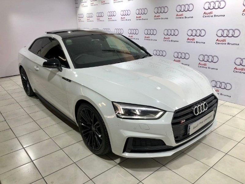 2018 Audi S5 3.0T FSI Quattro Tiptronic Gauteng Johannesburg_0