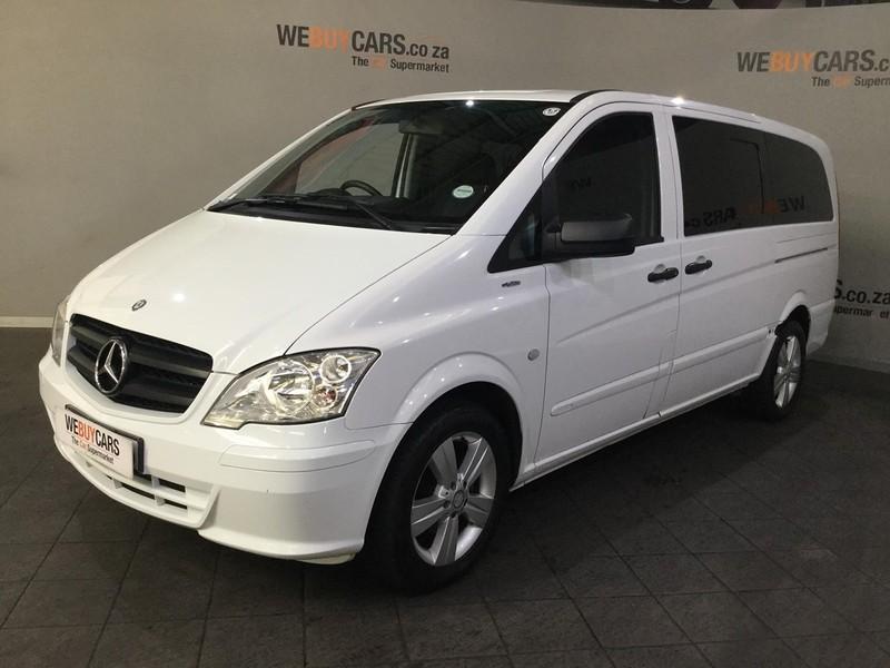 2015 Mercedes-Benz Vito 122 Cdi Shuttle  Western Cape Cape Town_0