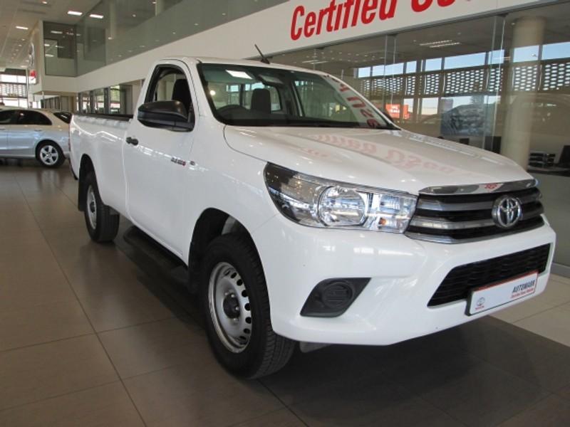 2016 Toyota Hilux 2.4 GD-6 SRX 4X4 Single Cab Bakkie Limpopo Mokopane_0