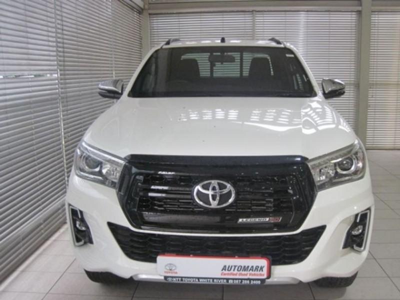 2019 Toyota Hilux 2.8 GD-6 Raider 4X4 PU ECAB Mpumalanga White River_0