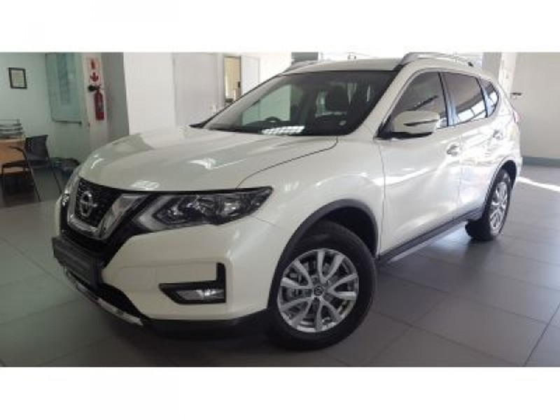 2019 Nissan X-Trail 2.5 Acenta 4X4 CVT North West Province Potchefstroom_0