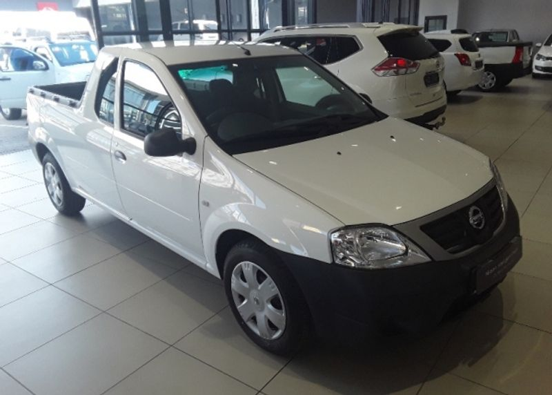 2019 Nissan NP200 1.6  Ac Safety Pack Pu Sc  Free State Bloemfontein_0