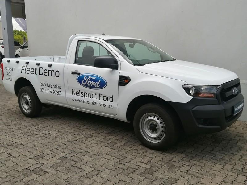 2019 Ford Ranger 2.2TDCi LR Single Cab Bakkie Mpumalanga Nelspruit_0