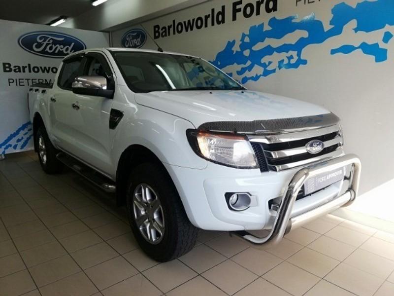 2015 Ford Ranger 3.2tdci Xlt At  Pu Dc  Kwazulu Natal Pietermaritzburg_0