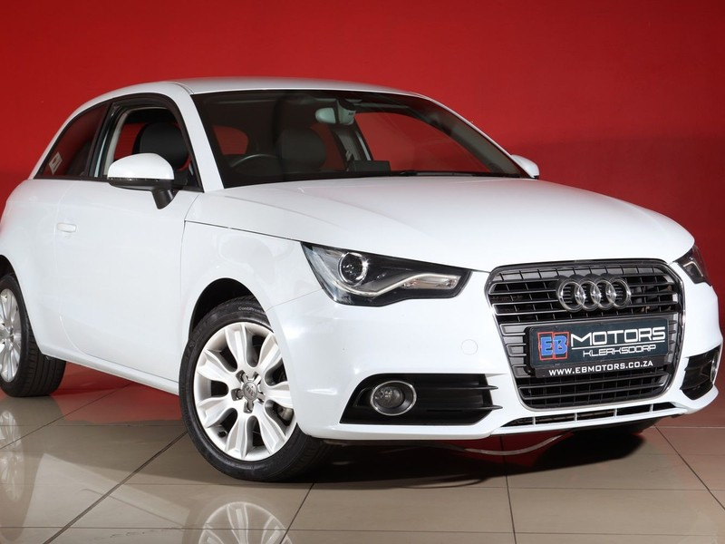 2014 Audi A1 1.4t Fsi Ambit S-tronic 3dr  North West Province Klerksdorp_0