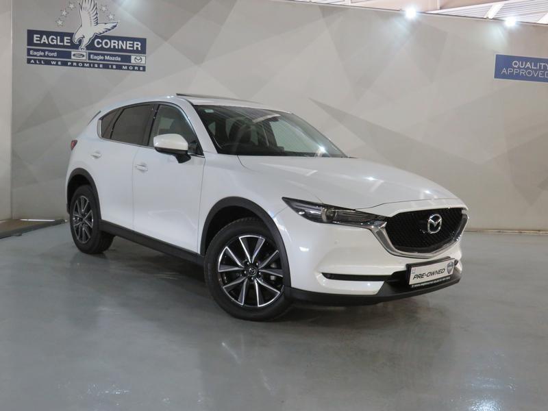 2019 Mazda CX-5 2.2DE Akera Auto AWD Gauteng Sandton_0
