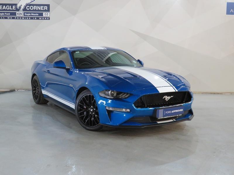 2019 Ford Mustang 5.0 GT Auto Gauteng Sandton_0