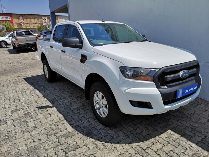 2017 Ford Ranger 2.2TDCi XL Auto Double Cab Bakkie Mpumalanga Nelspruit_0