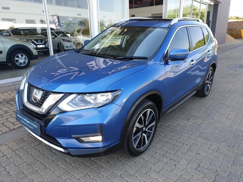 2018 Nissan X-Trail 1.6dCi Tekna 4X4 Gauteng Roodepoort_0