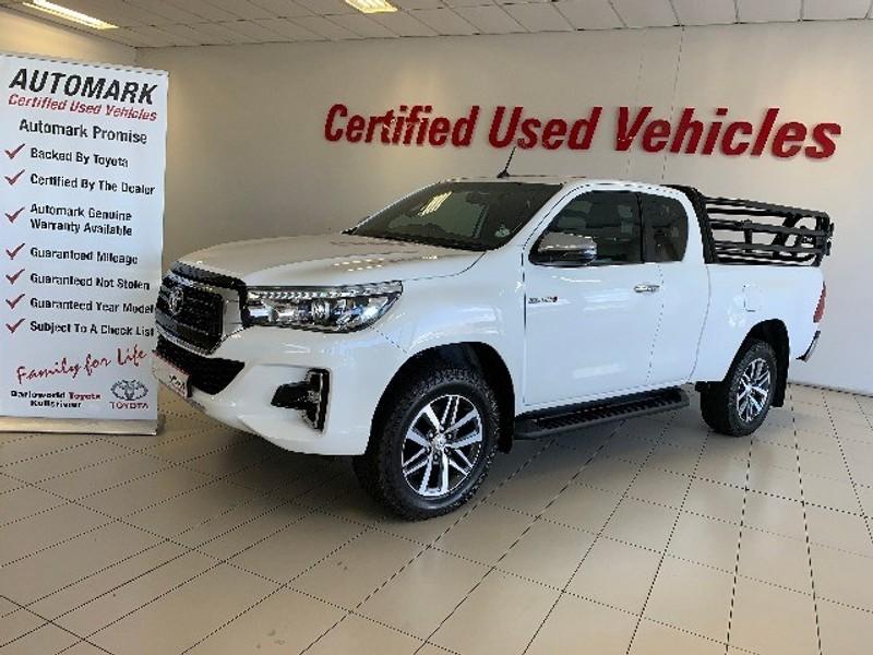 2019 Toyota Hilux 2.8 GD-6 Raider 4X4 PU ECAB Western Cape Kuils River_0