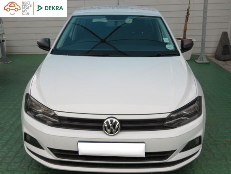 2018 Volkswagen Polo 1.0 TSI Trendline Western Cape Goodwood_0