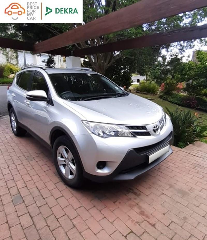2014 Toyota Rav 4 2.0 GX Western Cape Goodwood_0