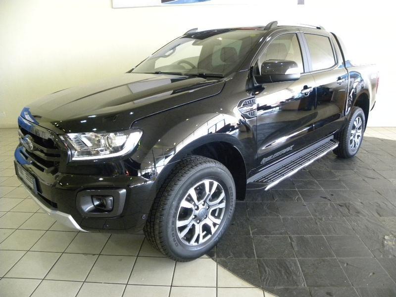 2019 Ford Ranger 2.0TDCi WILDTRAK 4X4 Auto Double Cab Bakkie Gauteng Springs_0