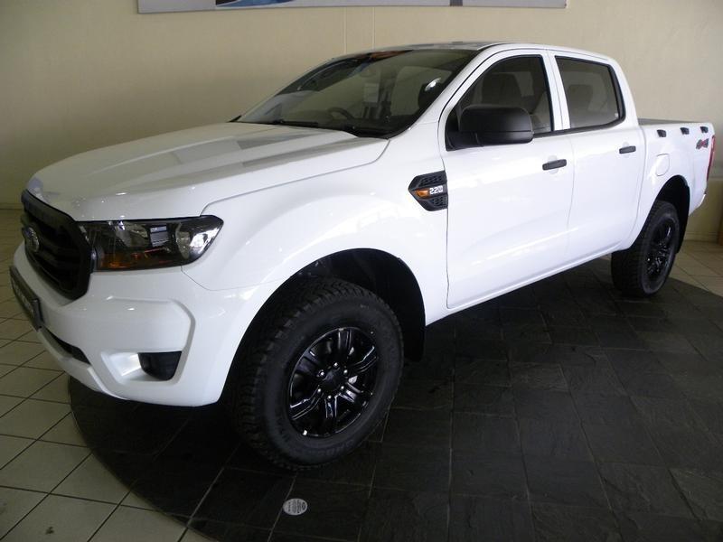 2019 Ford Ranger 2.2TDCi XL 4X4 Double Cab Bakkie Gauteng Springs_0