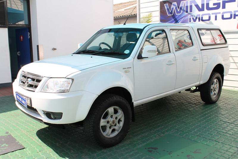 2013 TATA Xenon 2.2 Dle Dc Pu  Western Cape Cape Town_0