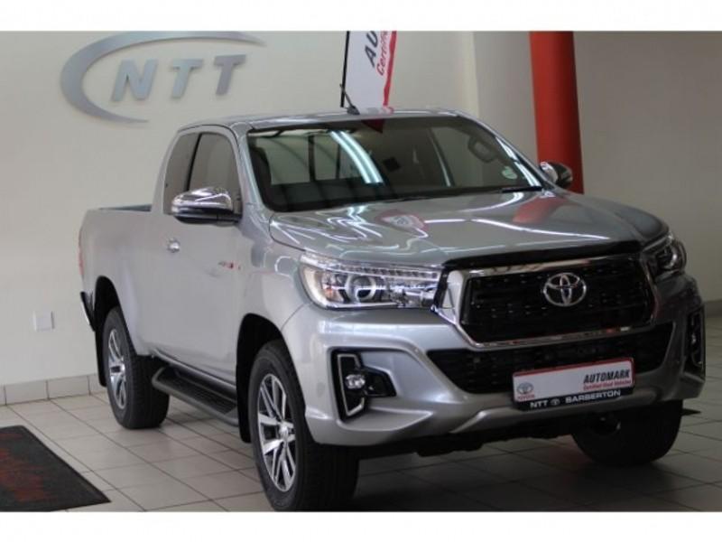 2019 Toyota Hilux 2.8 GD-6 RB Raider Auto PU ECAB Mpumalanga Barberton_0