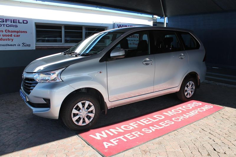 2018 Toyota Avanza 1.5 SX Auto Western Cape Kuils River_0