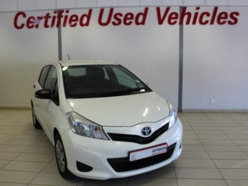 2013 Toyota Yaris 1.3 Xi 5dr  Western Cape Stellenbosch_0