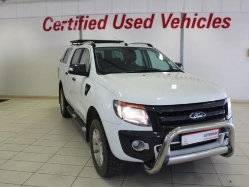 2015 Ford Ranger 3.2TDCi 3.2 WILDTRAK 4X4 Auto Double Cab Bakkie Western Cape Stellenbosch_0