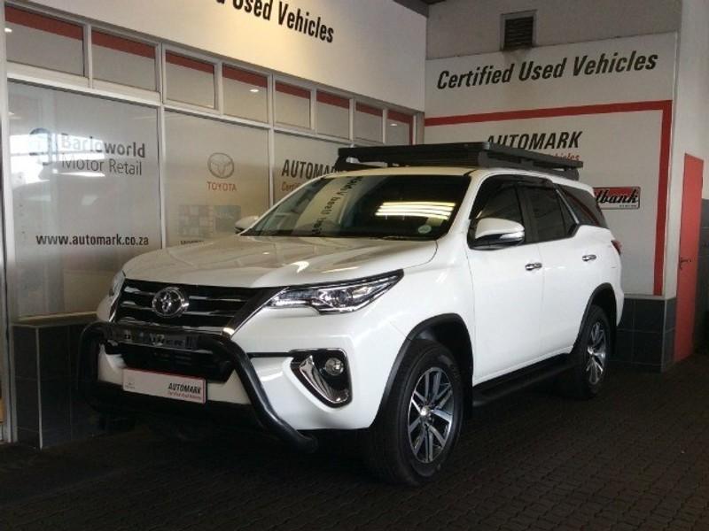 2017 Toyota Fortuner 2.8GD-6 4X4 Auto Mpumalanga Witbank_0