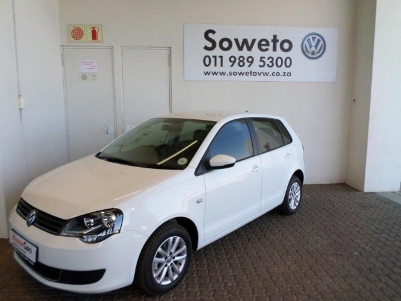 2016 Volkswagen Polo Vivo GP 1.4 Trendline TIP 5-Door Gauteng Soweto_0