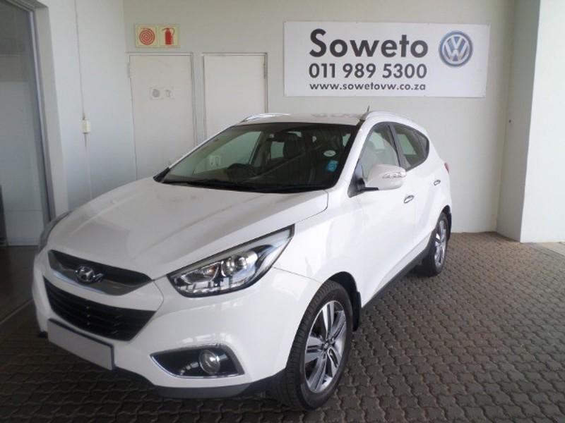 2014 Hyundai iX35 2.0 Gls  Gauteng Soweto_0