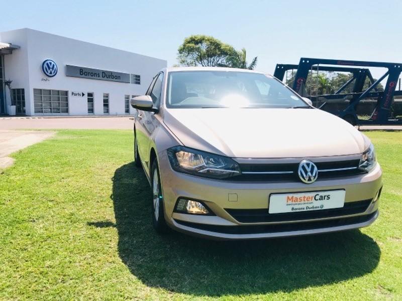 2018 Volkswagen Polo 1.0 TSI Comfortline Kwazulu Natal Durban_0
