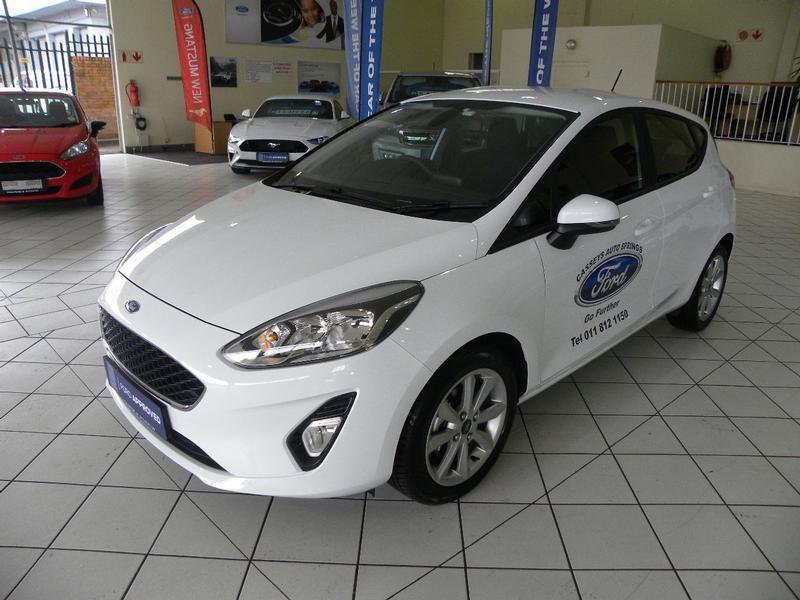 2019 Ford Fiesta 1.0 Ecoboost Trend 5-Door Auto Gauteng Springs_0