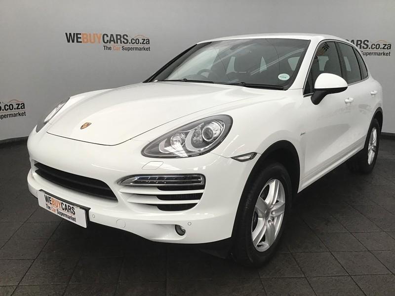 2012 Porsche Cayenne Diesel Tip  Gauteng Pretoria_0
