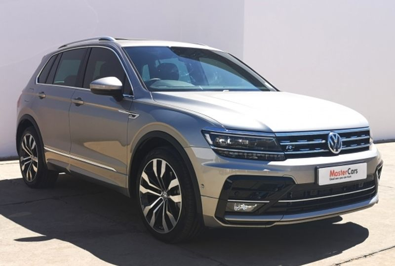 2019 Volkswagen Tiguan 2.0 TDI Highline 4Mot DSG Western Cape Worcester_0