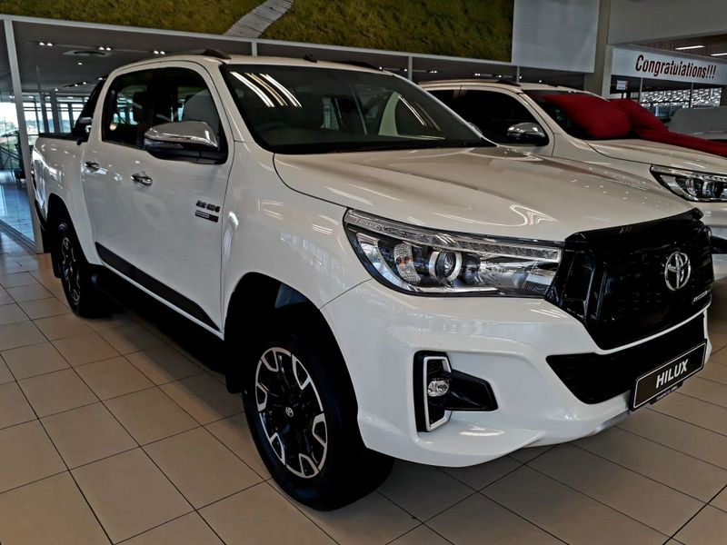 2020 Toyota Hilux 2.8 GD-6 LEGEND 50 4X4 Double Cab Bakkie Kwazulu Natal Hillcrest_0