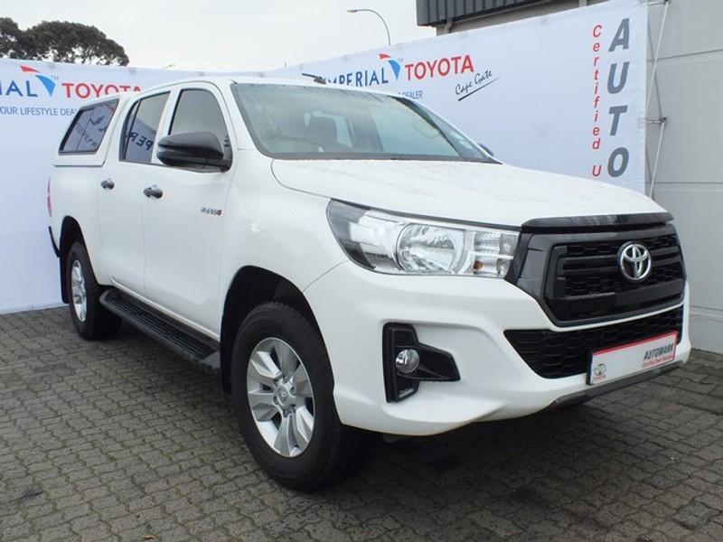 2019 Toyota Hilux 2.4 GD-6 SRX 4X4 Auto Double Cab Bakkie Western Cape Brackenfell_0