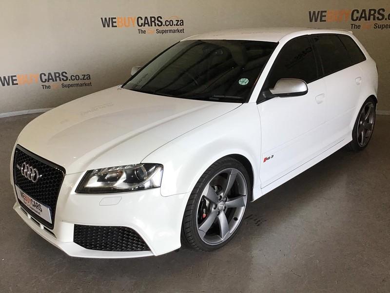 2012 Audi Rs3 Sportback Stronic  Gauteng Pretoria_0