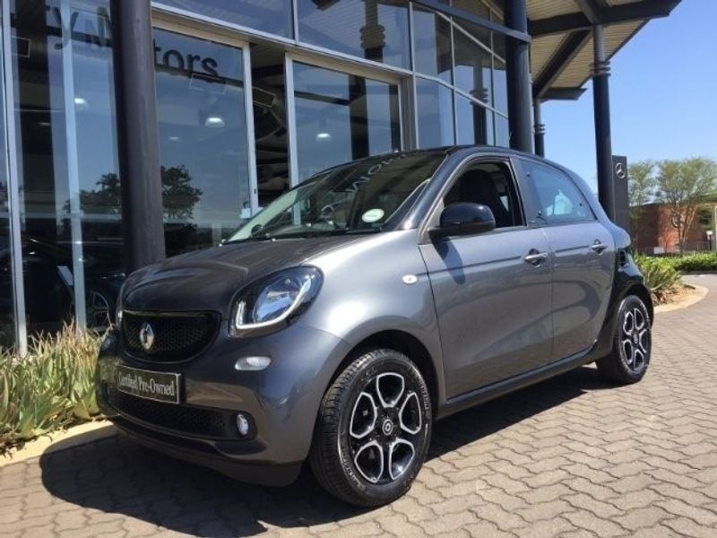 2018 Smart Forfour Prime Kwazulu Natal Pietermaritzburg_0
