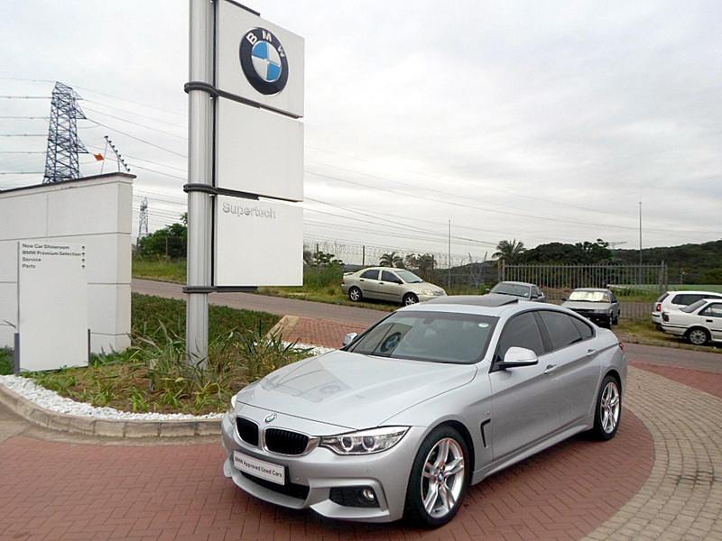 2019 BMW 4 Series 420i Gran Coupe M Sport Auto F36 Kwazulu Natal Durban_0