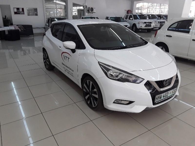 2019 Nissan Micra 900T Acenta Plus Free State Bloemfontein_0